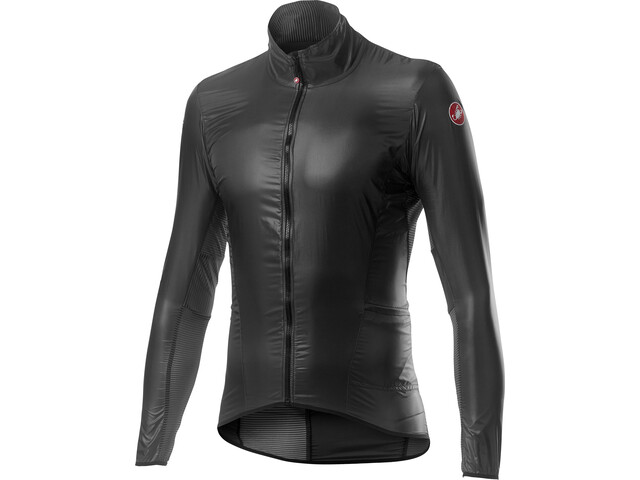 Castelli Aria Shell Jacket Men dark gray